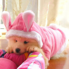 Warm and Cozy Bunny Rabbit Hoodie Costume/Outfit/Clothes for Pet/Dog/Cat