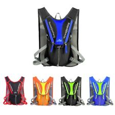 Hydration Pack Can Hold 1.5L Bladder Cycling Backpack Water Bag Hiking Pouch