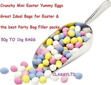 Chocolate Speckled Mini Eggs Sweet Retro Chocolate Sweets Easter 50g to 1kg pack