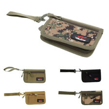 MagiDeal 1000D Tactical Outdoor Military Wallet ID Card Holder Zipper Pouch