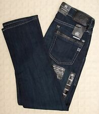 NWT ROCK & REPUBLIC Men's Jeans Neil STRAIGHT Amplify Denim Cotton Blue 38 36 34