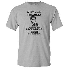 MITCH-A-PALOOZA -Humor Adult Movie Graphic Unisex Gift Funny Novelty T-Shirt