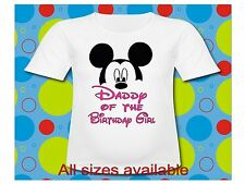 Mom of the Birthday Boy Mickey Mouse T Shirt All Sizes Mickey Mouse T Shirt