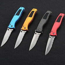 Outdoor portable knife Multi-function tool survival folding knives fruit knife