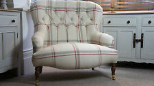 love seat bampton sofa in laura ashley loxley cranberry - various sizes