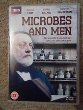 MICROBES AND MEN BBC TV SERIES ARTHUR LOWE NEW AND SEALED