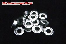 Metal Sealed Ball Bearing For TAMIYA TRAXXAS HPI (8x12x3.5mm) Do