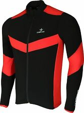 """Winter Full Long Sleeve Cycling Jersey top """"LEADER"""""""