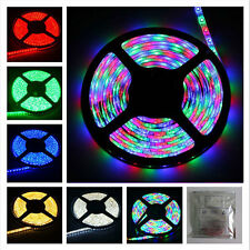 12V 3528 SMD 5M 300 LED Strip Waterproof Party Flexible Light  XMAS DIY Lamp