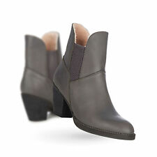 EMU Australia Womens Fingal Deluxe Wool Boots in Charcoal