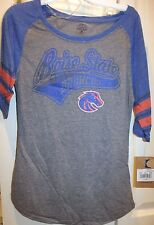 Rivalry Threads Official Collegiate Juniors T-Shirt Boise State Broncos