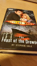 Doctor Who -The Feast of the Drowned Hard Cover Book