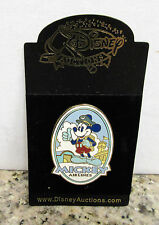 Disney AUCTIONS Mickey Airlines LIMITED EDITION PIN