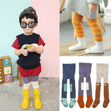 Children Baby Kids Autumn New Style Tights Stockings Pants Hosiery Pantyhose F7