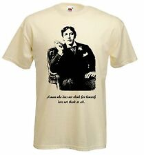 Oscar Wilde Quote T-Shirt Poetry Morrissey Smiths