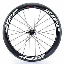 ZIPP 404 Firecrest Rear Road Bike Wheel - Carbon Clincher - SRAM Shimano Freehub