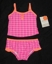 NWT Infant Baby Girls Carters Tankini Bathing Swim Suit - size 24 months