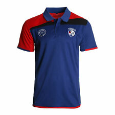 New 2017 Western Bulldogs AFL Football Mens Premium Polo Shirt Size S-5XL BNWT