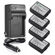 LP-E10 LPE10 Battery & Charger For Canon EOS Rebel T3 T5 1100D 1200D Kiss X50