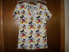 Disney Running Mickey Mouse  Juniors NWT T-Shirt sz XS or Small