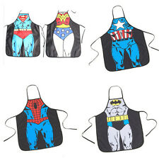 Sexy Novelty Funny Naked Men Women Kitchen Cooking Chef BBQ Party Apron Gift DN4