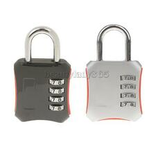 MagiDeal Combination Padlock Luggage Suitcase Security Lock Drawer Coded Lock