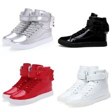 Mens Sneakers Athletic High Top Fashion Casual Athletic Running Sport Shoes