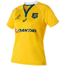 Wallabies 2016 Ladies Replica OnField Jersey - Sizes 8 - 18