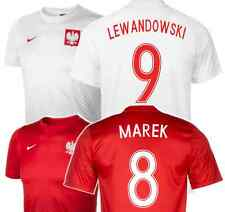 POLAND 2017 Supporters Jersey + Your Name & Number! Official Nike Fan Tee!
