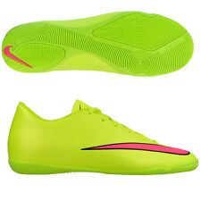 Nike Mercurial Victory IC Indoor Soccer Shoes 651635-760 $80.00 Retail