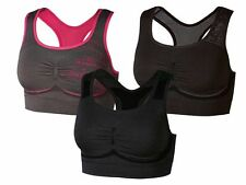 CRIVIT SPORTS Ladies Seamless Sports bra High Level Sports Bra Top Sports wear