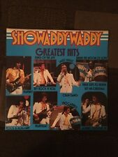 SHOWADDYWADDY - GREATEST HITS - RARE UK VINYL LP 1978