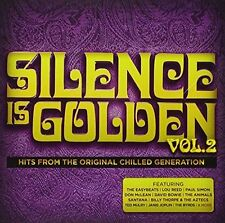 Various - Silence Is Golden, Vol 2: Hits From Original Chilled Generation CD NEW