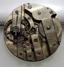 QUALITY POCKET WATCH MOVEMENT CIRCA 1900
