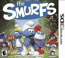 Nintendo 3DS THE SMURFS Game BRAND NEW SEALED