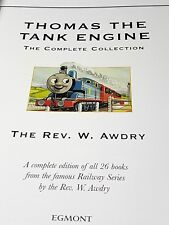 Thomas the Tank Engine ~ Complete 26 Book Railway Collection by Rev W Awdry  B3