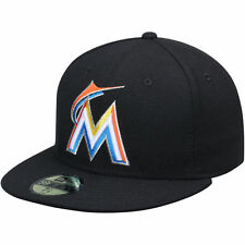 New Era Miami Marlins MLB Authentic Collection On-Field 59FIFTY Cap NewEra