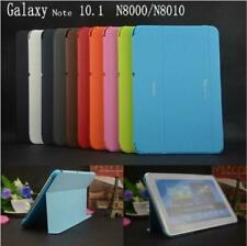 """Magnetic PU Leather BOOK Case Cover For Samsung Galaxy Note 10.1"""" SM-N8000 N8010"""