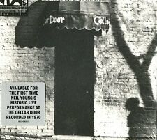 Neil Young - Live at the Cellar Door CD NEW