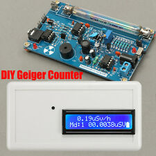 Assembled Geiger Counter Kit For Nuclear Radiation Detector Beta Gamma X Ray DIY