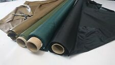 WATERPROOF, RIPSTOP, NYLON, FABRIC MATERIAL CLOTH (4 COLOURS), 160cm wide