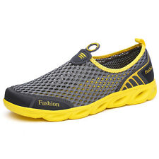 Mens Fashion Light Trail Hiking Water Shoes Antiskid Walking Outdoor Beach Shoes