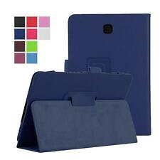 Ultra Thin PU Leather Tablet Cover Stand Back Folio Book Case For Samsung Galaxy