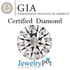 1.5CT G SI1 Round GIA Certified & Natural Loose Diamond (2125997729)