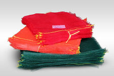 New Green Net Woven Sacks Logs Kindling Wood Log Vegetables Mesh Bags 45x60 cm