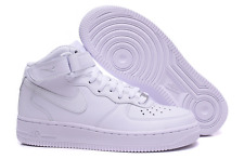 Sneakers Nike Air Force One 1 - White Mid Low, Men Sizes 7-12 (New In Box)