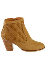 NEW Django & Juliette Womens Boots Cape Ankle Boot Tan