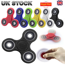 Fidget Hand Tri-Spinner EDC Finger Spin Toy for ADHD Stress Autism