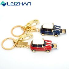 Mini Cooper Car Shape USB Flash drive 64gb usb 2.0 pen drive flash memory stick