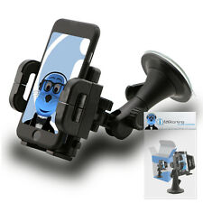 Heavy Duty Rotating Car Holder Mount For Apple iPod Touch 2G / 3G